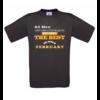 The Best Born Egyedi születésnapi férfi póló választható hónapokkal