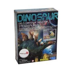 Régészjáték dobozban-Stegosaurus