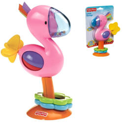 Fisher-Price Tapadókorongos foglalkoztató flamingó