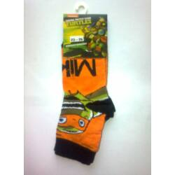 Tini Nindzsa Teknőcök rövidállású zokni