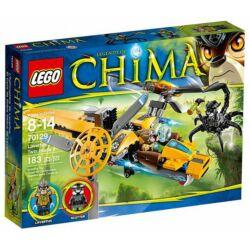 Lego Chima Lavertus ikerpengéje
