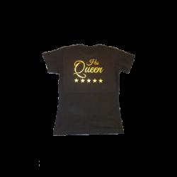 His Queen Női rövid ujjú póló