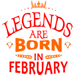 Legends Are Born