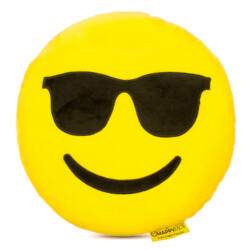 Szemcsis Emoji párna 32cm