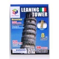 3D Puzzle - Pisai ferde torony