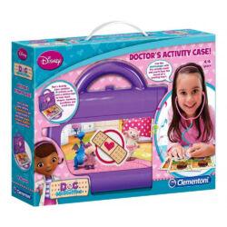 Dr. Plüsi orvosi táska oktató játék