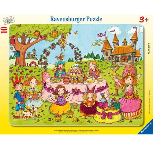 Fa puzzle 10db-A Hercegnő