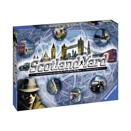 Társasjáték - Scotland Yard - új