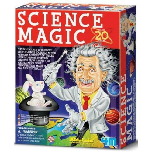 4M Varázs tudomány