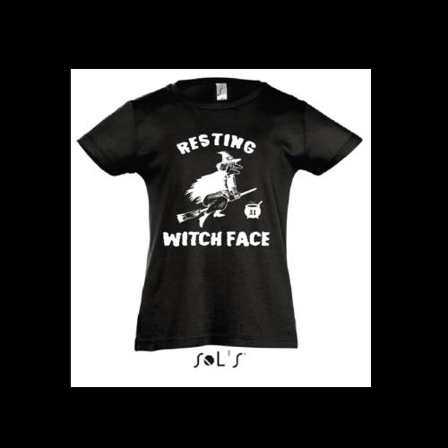 Halloween lányka póló