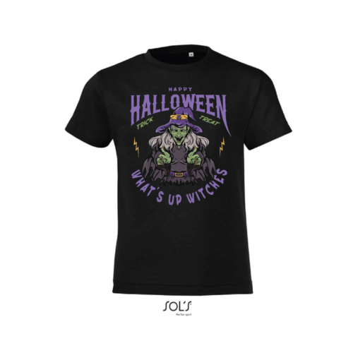 Halloween gyerek póló