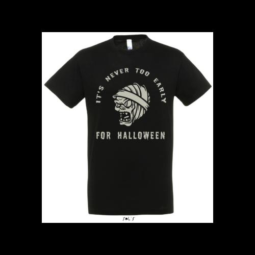 Halloween férfi póló
