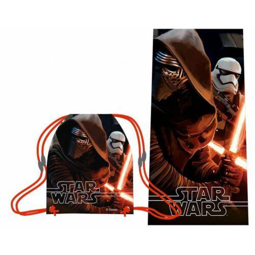 Star Wars törölköző és tornazsák szett